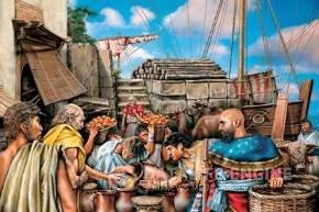 Финикийцы – народ мореходов