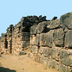 Тиринф – древний город Греции