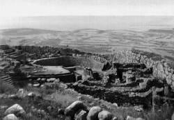 Уникальные сооружения Микен, найденные Шлиманом