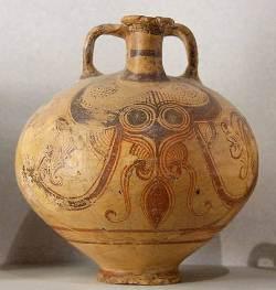 Минойская керамика
