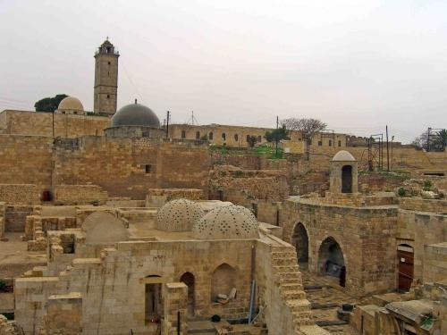 Исторический город Алеппо