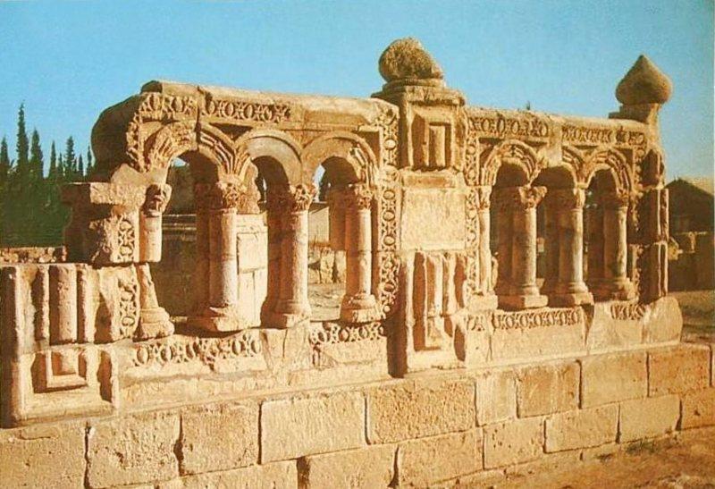 Древний город Иерихон