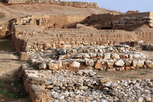 Древний город Эбла