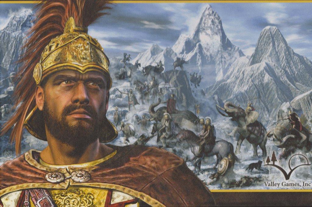 Великий полководец Ганнибал