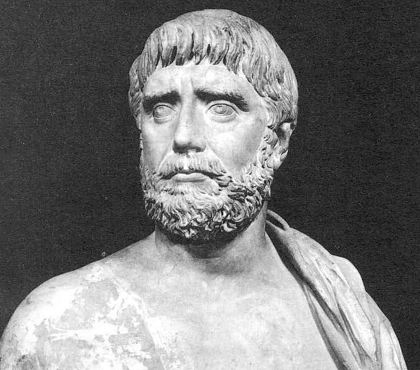 Фалес милетский древнегреческий учены