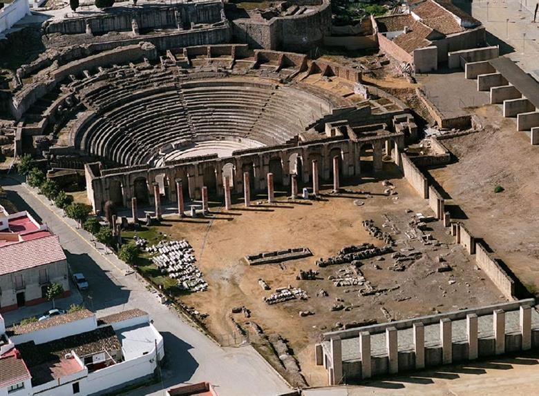 Город Севилья - основатели финикийцы